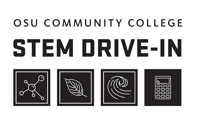 STEM Drive-in logo